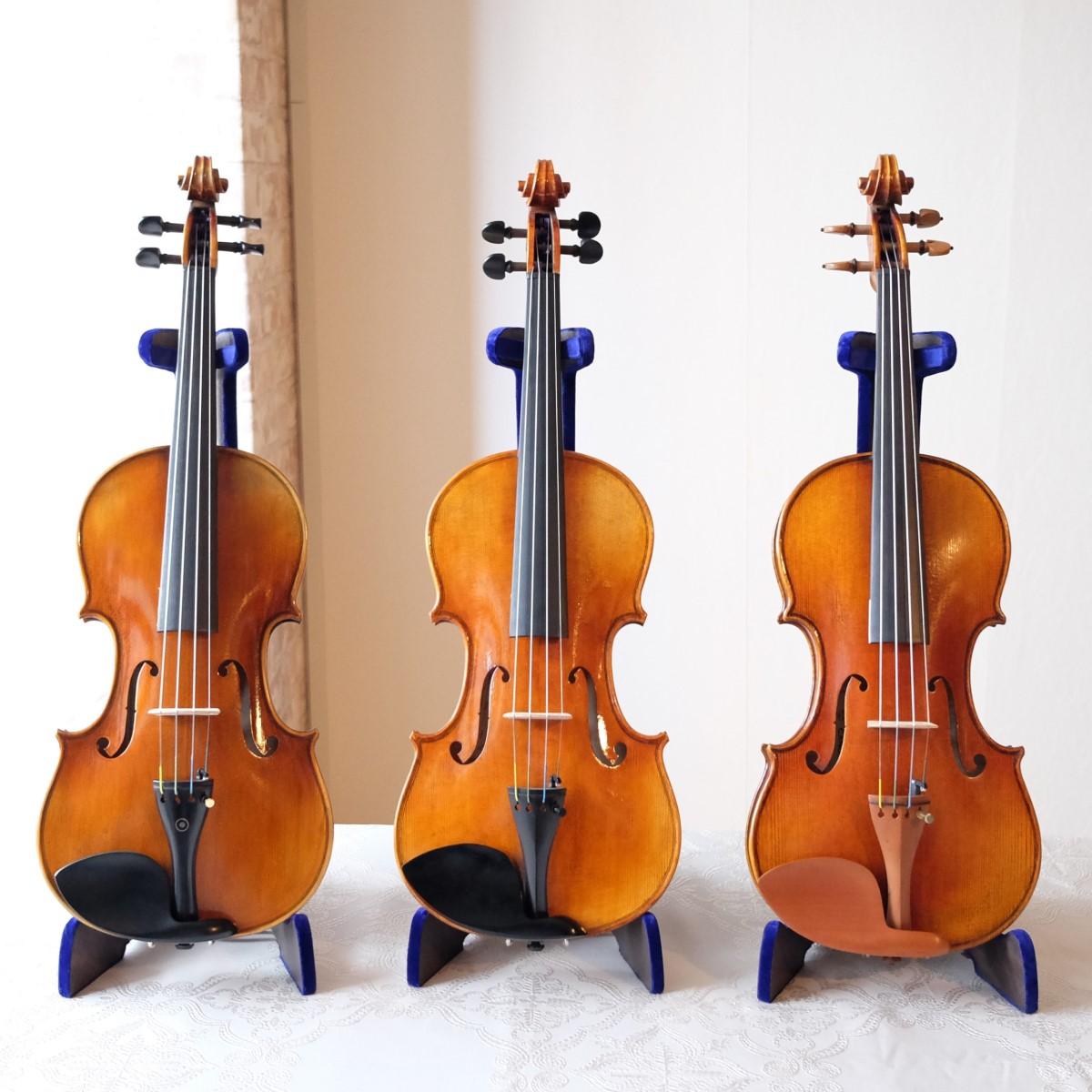 ゴーシュ弦楽器オリジナルバイオリン、カノン