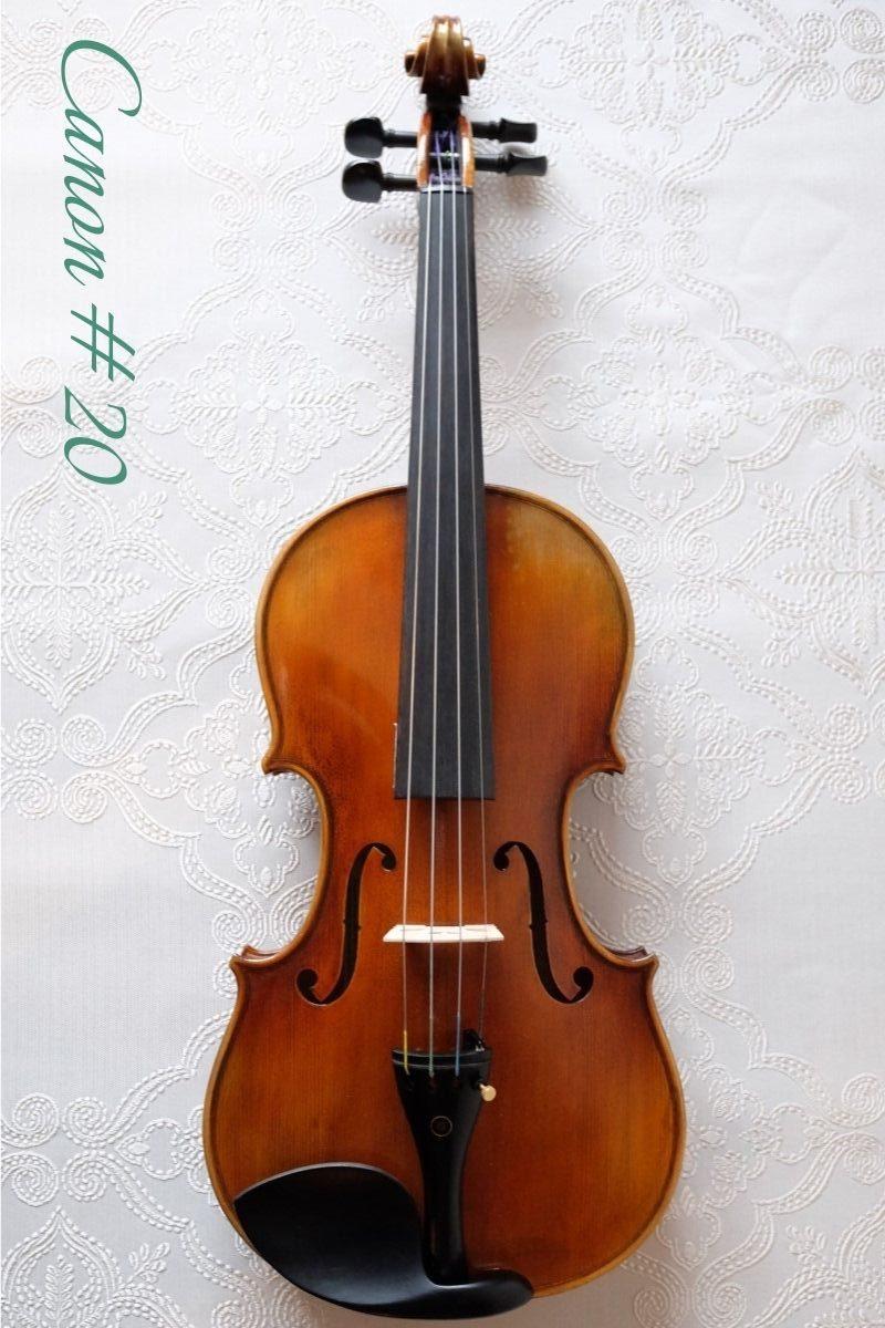 ゴーシュオリジナルバイオリンカノン20