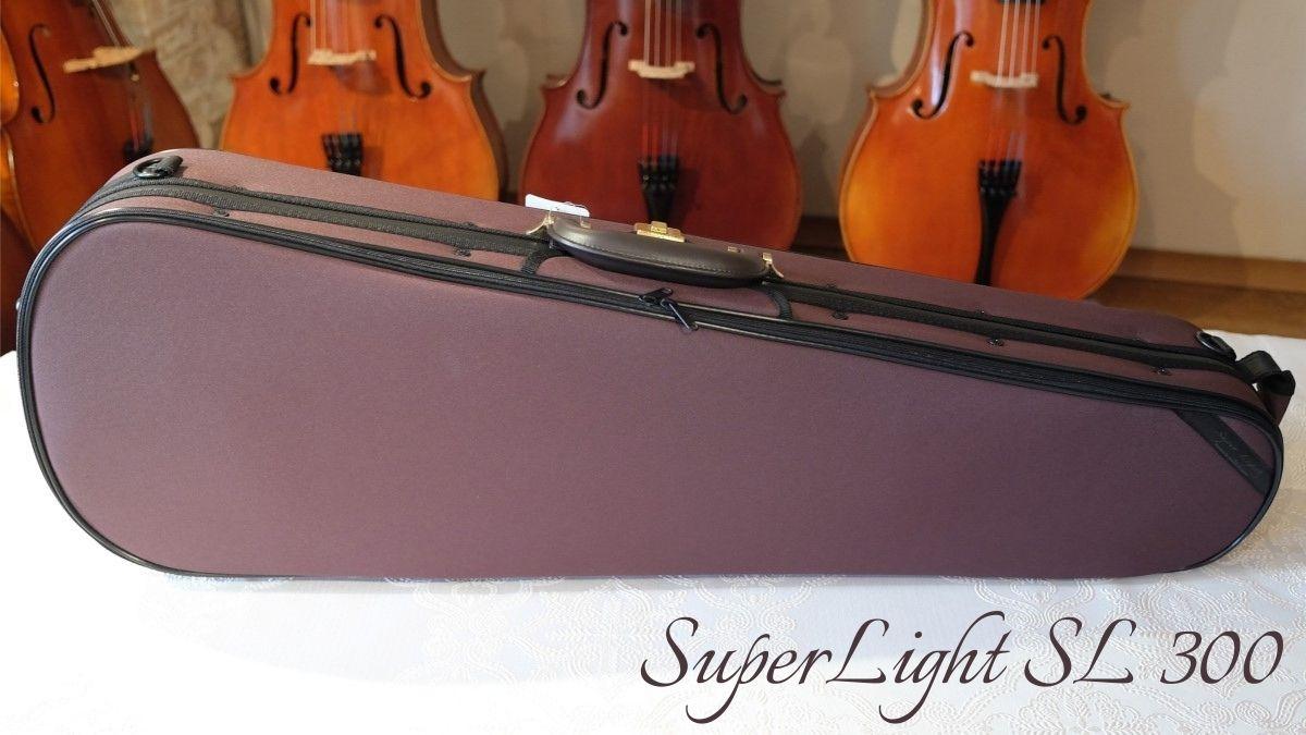 バイオリンケース、スーパーライト三角