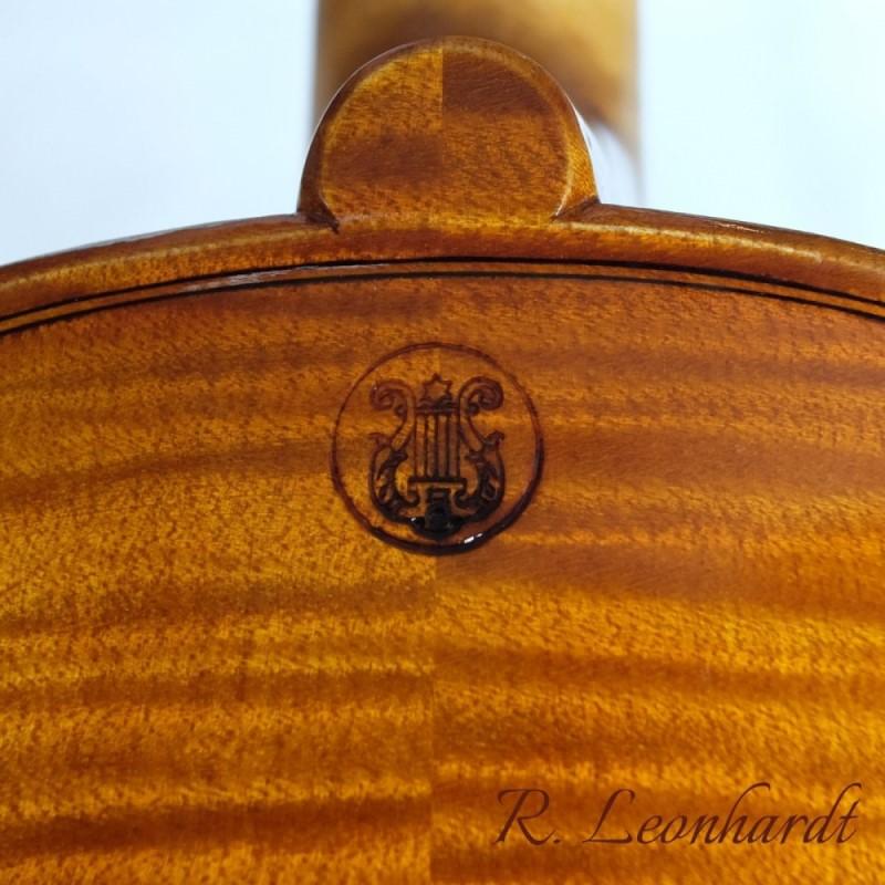 バイオリンのレオンハルト